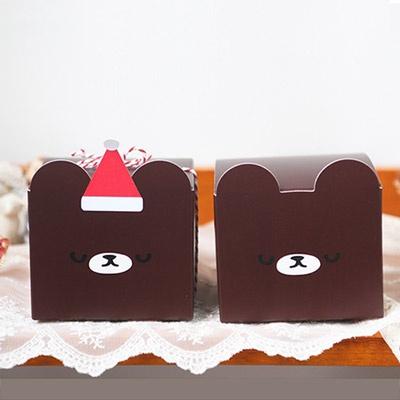 캐릭터상자-귀여운 초코곰