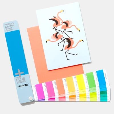 팬톤 컬러가이드 파스텔 & 네온 코팅,비코팅 / GG1504