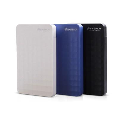 위즈플랫 SSD 외장하드 HD2520C 512GB (USB3.1 Gen2 10Gbps / PS4 호환)