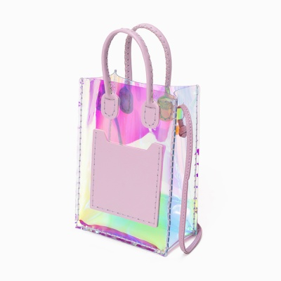 PVC 홀로그램 가방 만들기