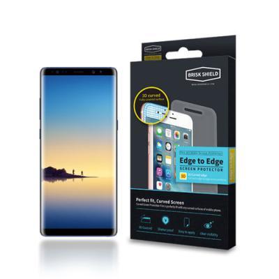 브리스크쉴드 삼성 Galaxy Note8 충격흡수 3D풀커버 프리미엄 액정보호필름