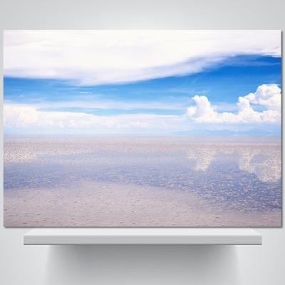 우유니 사막 - 감성사진 폼보드 액자
