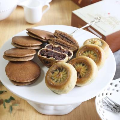 [귀빈정] 교동 경주빵 /수제 찰보리빵
