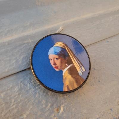 요하네스 페르메이르 진주 귀걸이를 한 소녀 그립톡