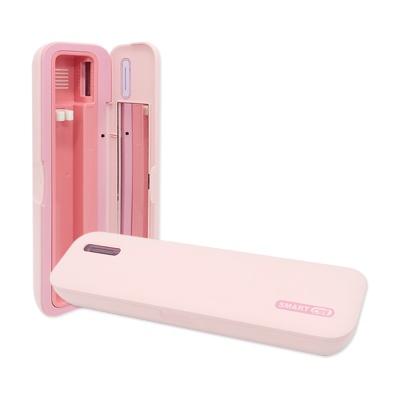 모아모아요 휴대용 칫솔 살균기 밧데리&USB 겸용 타입
