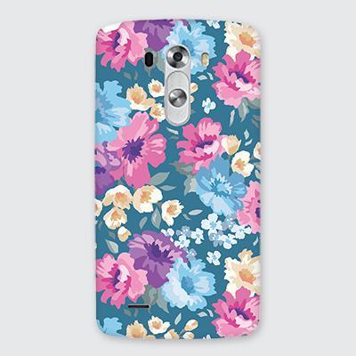 [테마케이스] Beautiful Floral-C (LG G3)