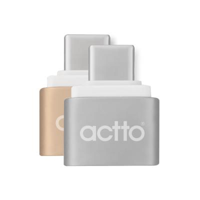 actto 엑토 미니 타입C 어댑터 USBA-05