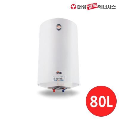 대성쎌틱 페로리 저장식 전기온수기 SEV80 (하향식)