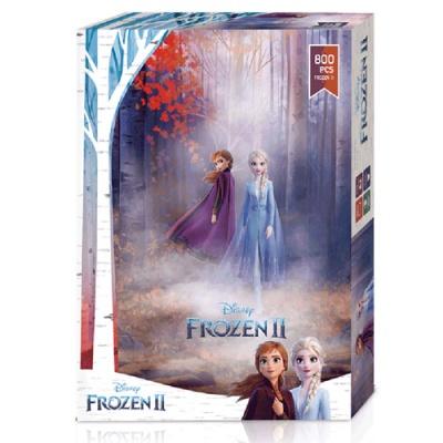 겨울왕국2 안개 속으로 퍼즐800 C7321