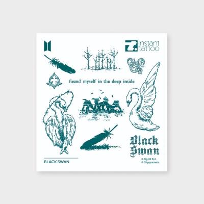 BTS Music Theme Blackswan 방탄소년단 블랙스완