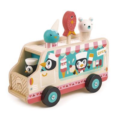 [무료배송][텐더리프]펭귄의 젤라또 트럭