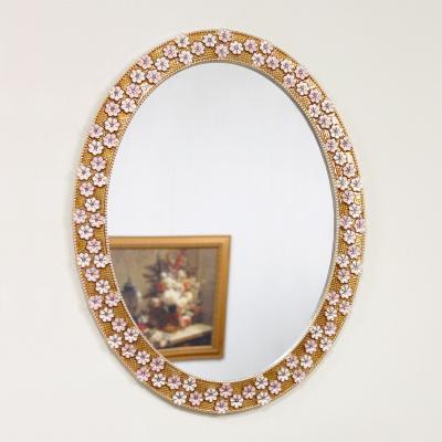 (kcjg040)앵두 거울 타원형