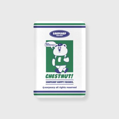 Hello chestnut-white(무선충전보조배터리)