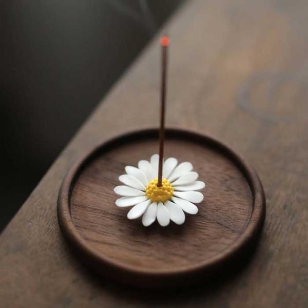 공간 interior 원목 flor 향받침대 CH1670888