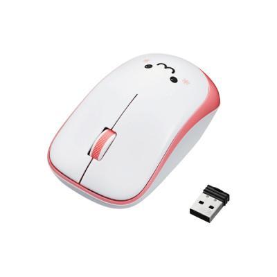 환경을 생각한 기특한 마우스 핑크