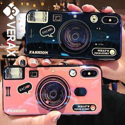 P379 아이폰11 홀로그램 카메라 톡 커버 젤리 케이스