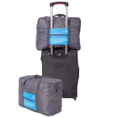 코코 여행용 멀티 폴딩백 블루(Blue) 32L