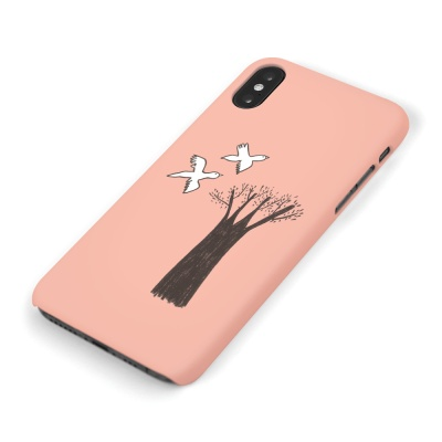 폰케이스 / Bird tree