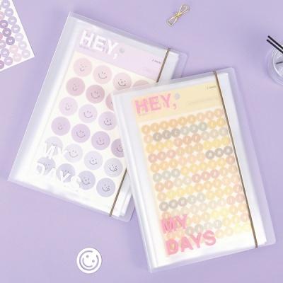 [Hey my days] 스티커북
