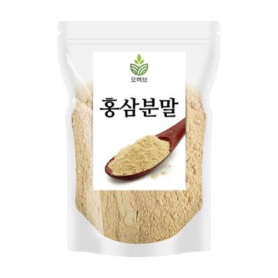 국산 홍삼가루 홍삼분말 100g