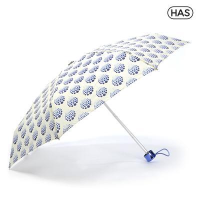 [HAS] 5단 미니 UV우산 H5750(67)_산토리니블루