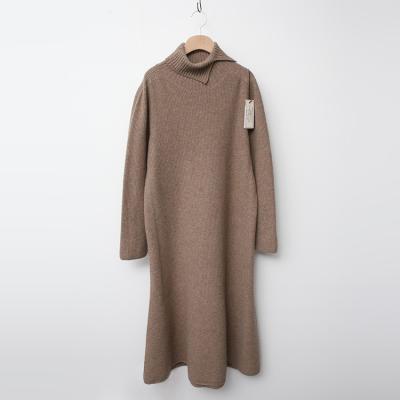 Laine Cashmere Wool Salam Dress