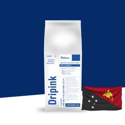 드립핑크 파푸아뉴기니 블루마운틴 원두커피 1kg