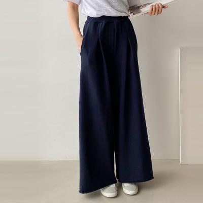 Mika Cotton Wide Pants