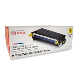 후지제록스(FUJI XEROX)토너 CT350488 / Yellow / DocuPrint C2100,3210DX / 6000매 출력