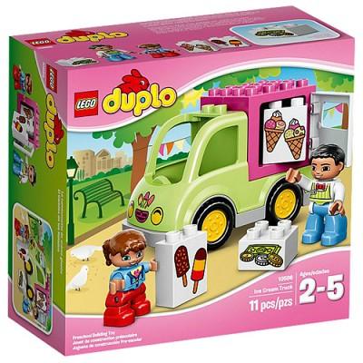 [레고 듀플로] 10586 듀플로 아이스크림 자동차
