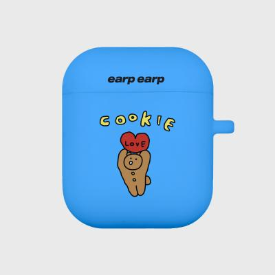 bear cookie-blue(Air Pods)