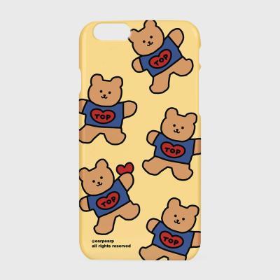 Bear heart-Creamyellow(하드/터프/슬라이드)