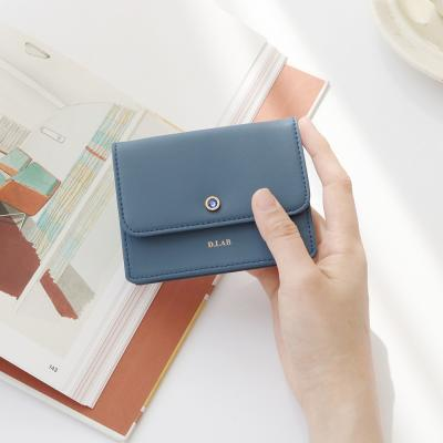D.LAB (탄생석지갑) Flor Card Wallet - 5color