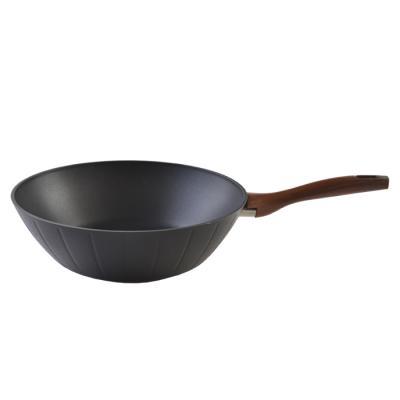 오슬로 로포텐 인덕션 쿡 웨어 - 궁중팬(웍)30cm