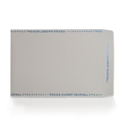가하 자음모음 청펄 흰색 서류봉투