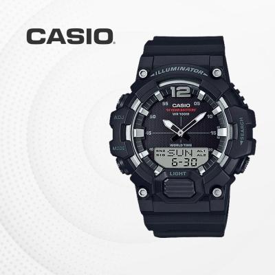 카시오 군인 군용 전자 남성 손목시계 HDC-700-1A