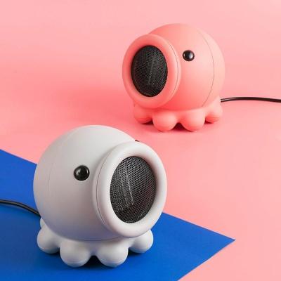 회전가능한 미니 문어 온풍기 소형 실내 히터