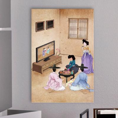 iw743-조선시대퓨전라이프_현대문물_중형노프레임