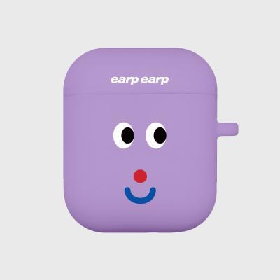 Smile-purple(Air Pods)