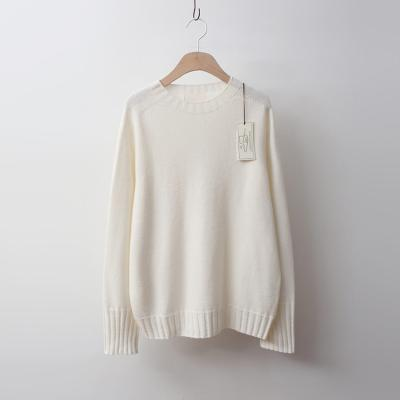 Laine Wool Round Sweater