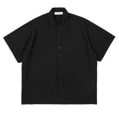CB 하프 하이드 빅 셔츠 (블랙)