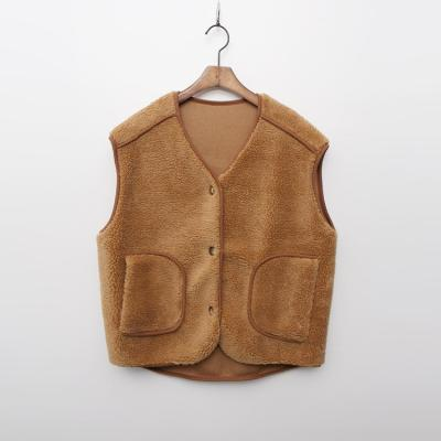 Teddy Bear Circle Vest