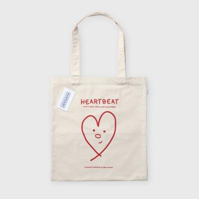 [어프어프] 에코백 Heart beat