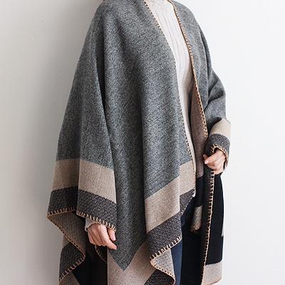 [콩지] 양면 솔 블랭킷 130x150