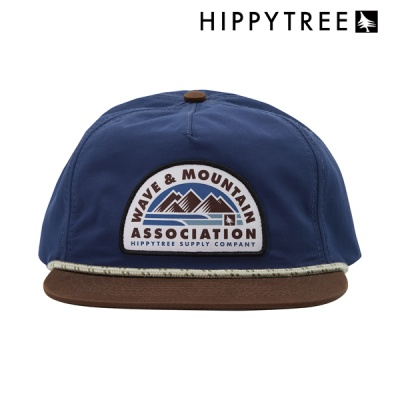 [히피트리] Association Hat - Navy