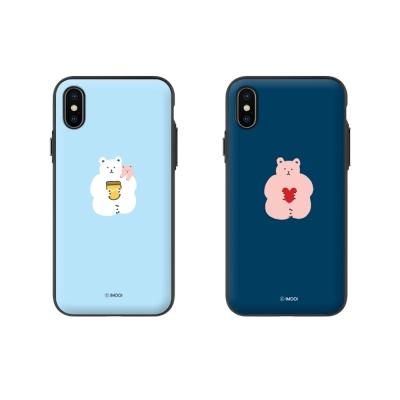 [노트9/N960] 뚱곰 도어범퍼 케이스
