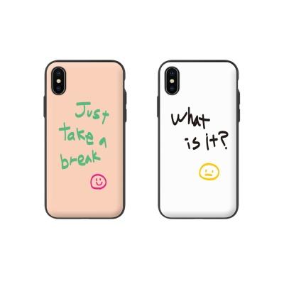 [애플/아이폰] 오늘은 마그네틱 자석 도어 범퍼케이스