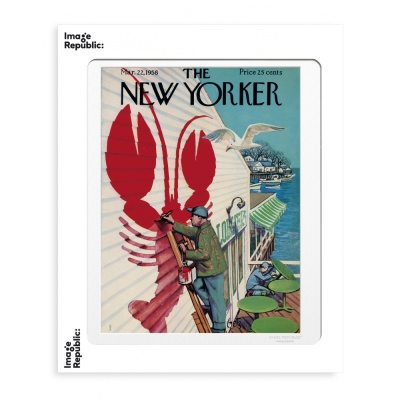THE NEW YORKER/GETZ LOSTER