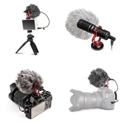 휴대용 개인방송 유튜브 콘덴서 마이크 카메라 핸드폰