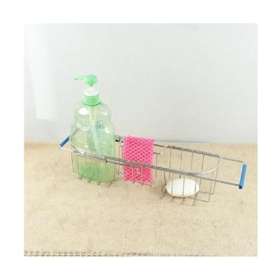 슬라이드 씽크랙 주방소품 씽크대정리대 싱크선반
